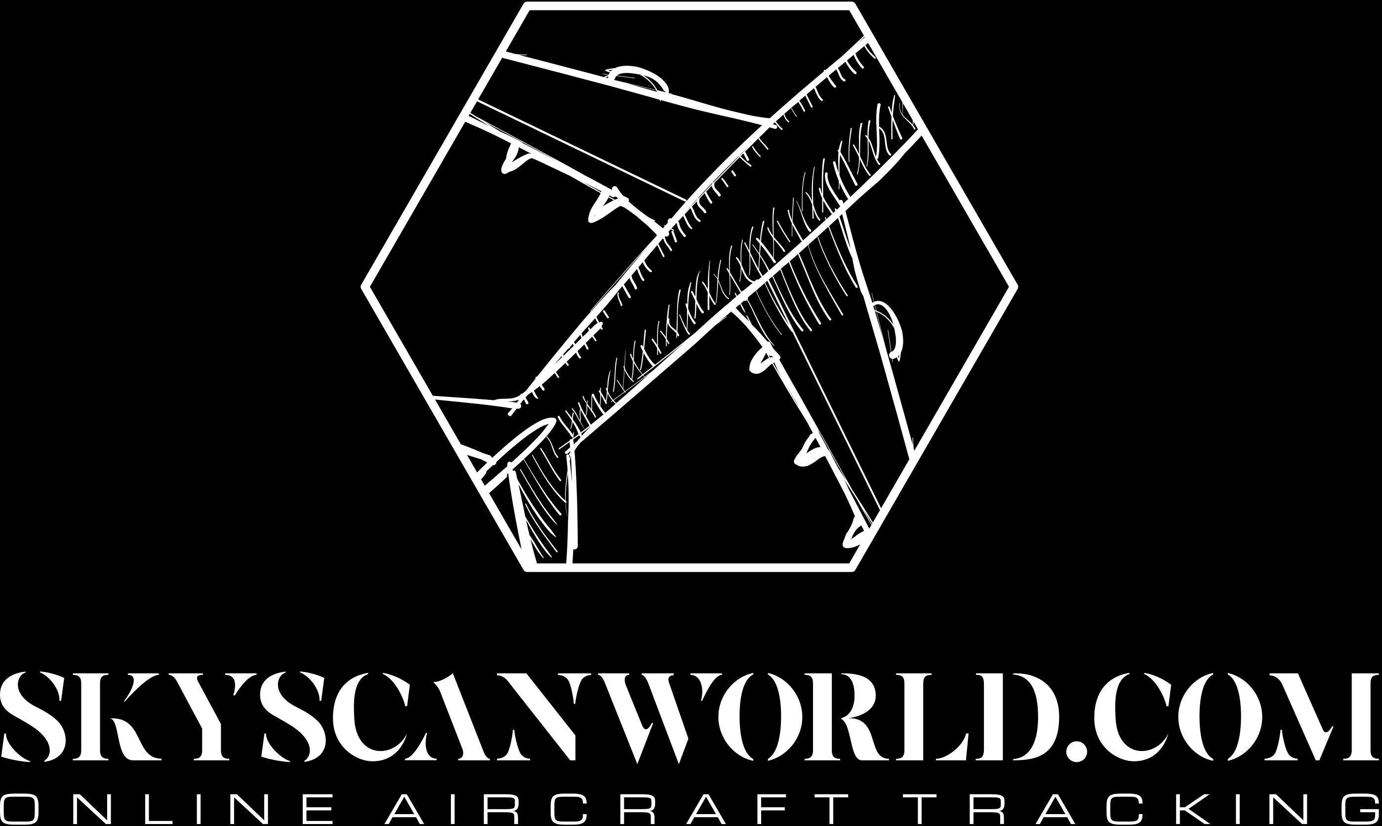 Sky Scan World Logo